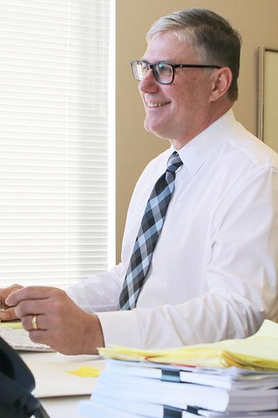 Mr. David A. Weibel