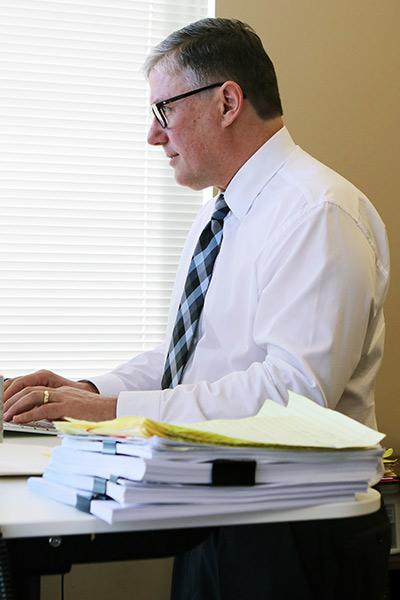 Litigation Law Attorney