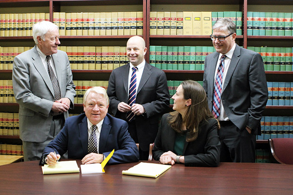 Our Attorneys At Library
